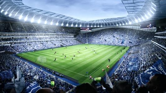 stadion baru tottenham